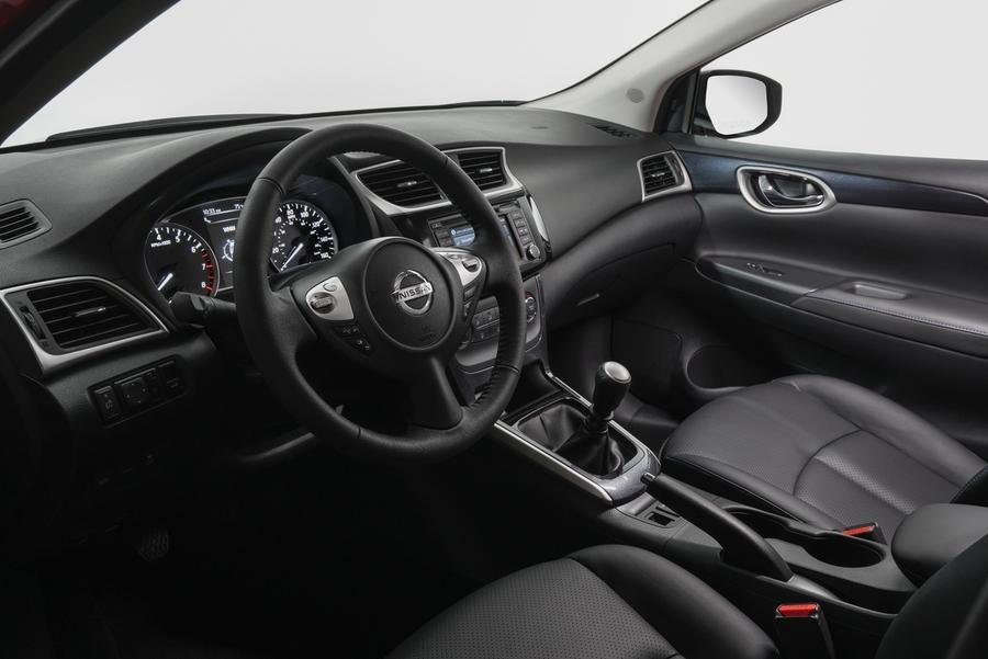 Nissan Sentra SR 2017