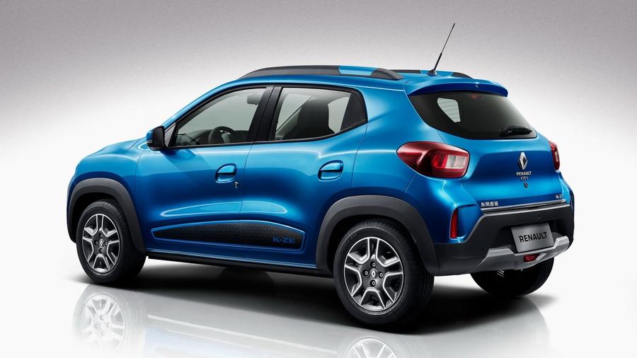 Renault City K-ZE
