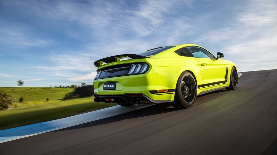 Ford Mustang R-Spec Limited Edition