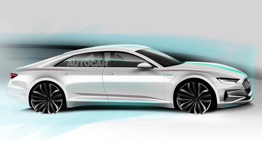 Audi A9 e-tron quattro