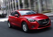 Новая Mazda2 станет седаном