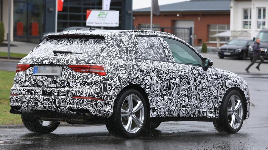 Audi SQ3