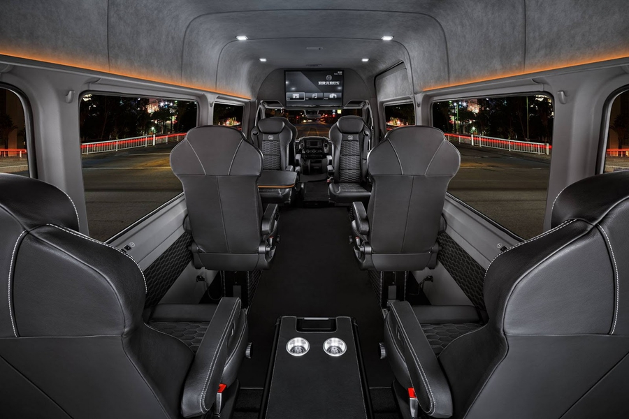 Mercedes-Benz Sprinter Conference Lounge