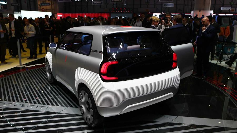 Fiat Centoventi EV Concept