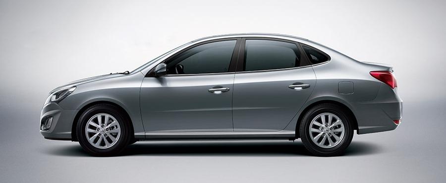 Hyundai Elantra Yue Dong