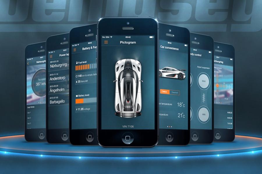 Koenigsegg следит засвоими автомобилями
