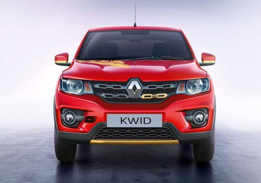 Renault Kwid - Super Hero Edition