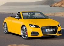 Новый Audi TT Roadster представлен официально