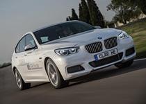 BMW показала свой самый мощный гибрид 5-Series GT
