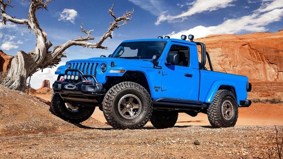 Jeep Gladiator J6