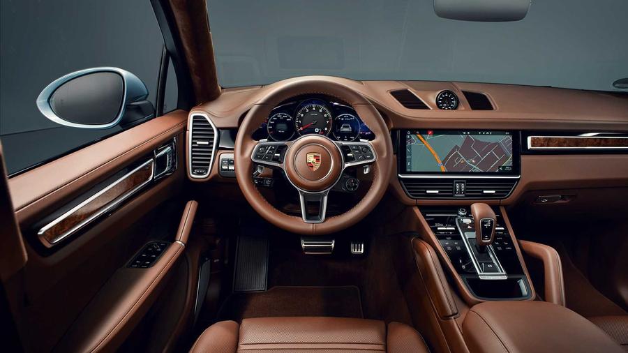 Porsche Cayenne S Coupе