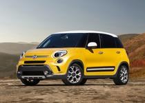 Компания Fiat отозвала 25 тысяч моделей 500L