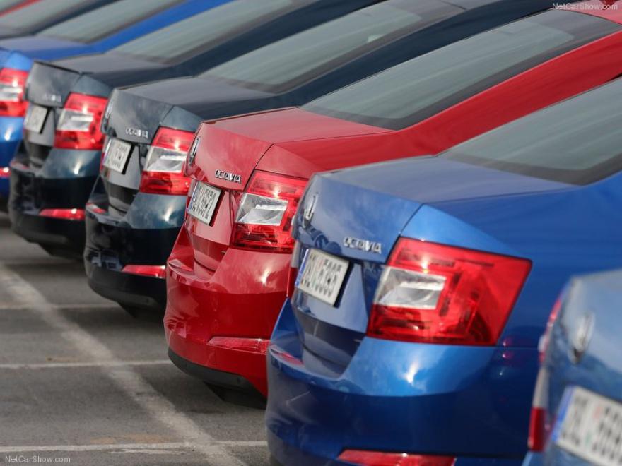 В 2013 году украинцы потратили 5 миллиардов на авто