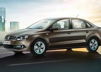 Появились фото обновленного VW Polo Sedan