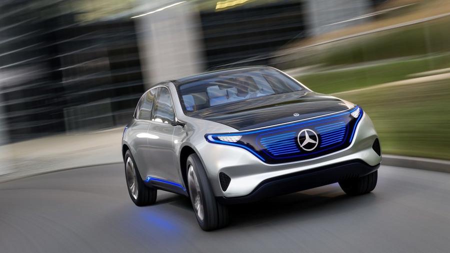 Чери просит запретить продажи электрических авто Мерседес-Бенс
