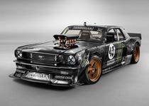 Кен Блок променял Fiesta на 845-сильный Ford Mustang