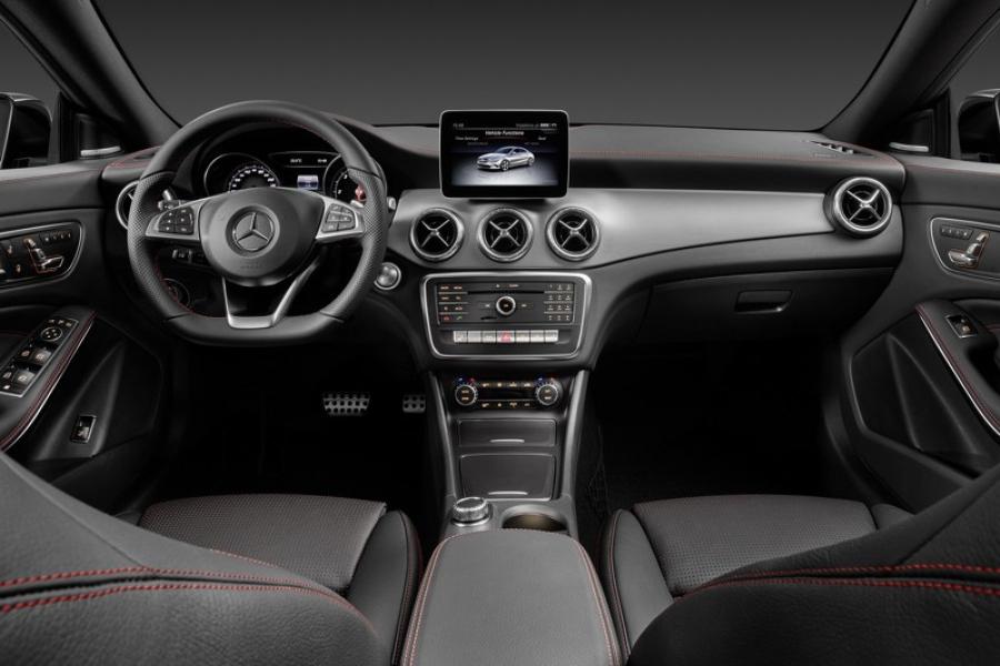 Mercedes-Ben CLA
