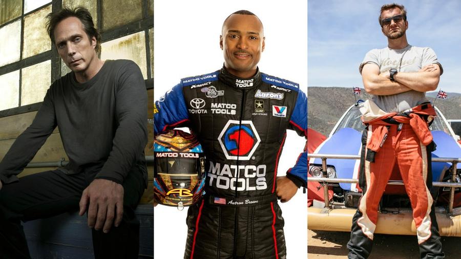 Новые ведущие американского Top Gear