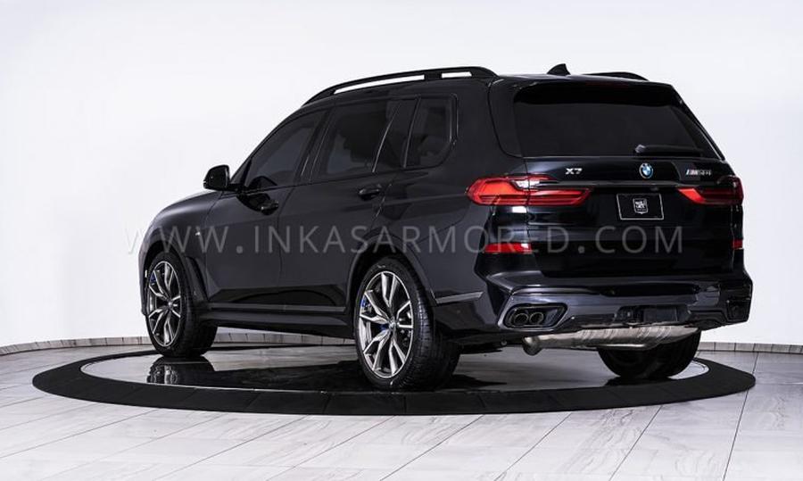 BMW X7 by Inkas