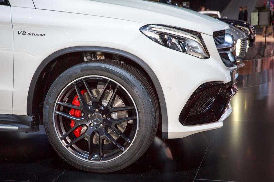 Mercedes AMG GLE Coupe
