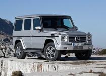 Mercedes-Benz планирует серьезно модернизировать внедорожник G-Class