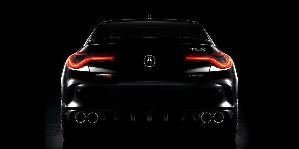 Acura анонсировала новый седан спортивной линейки Type S