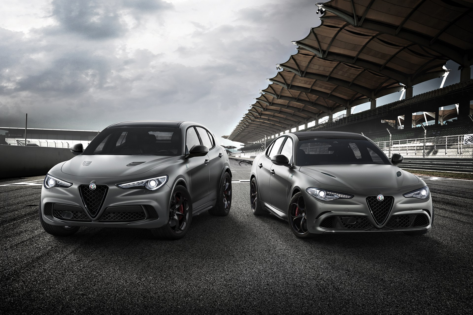 Alfa Romeo привезет в Женеву автомобили спецверсии Nürburgring Edition