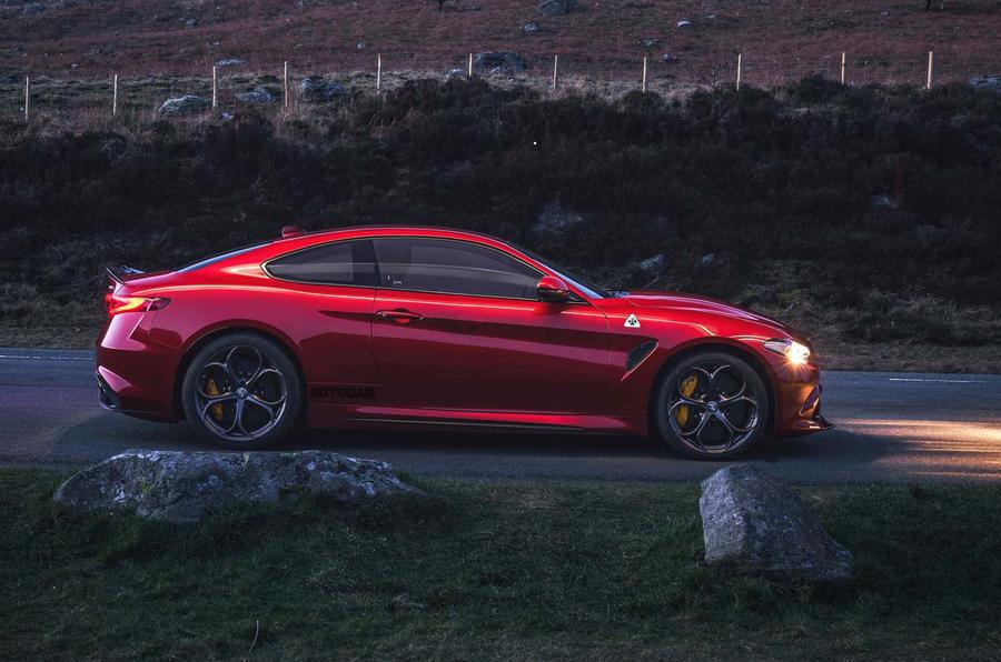 Alfa Romeo построит на базе Giulia новый гибрид