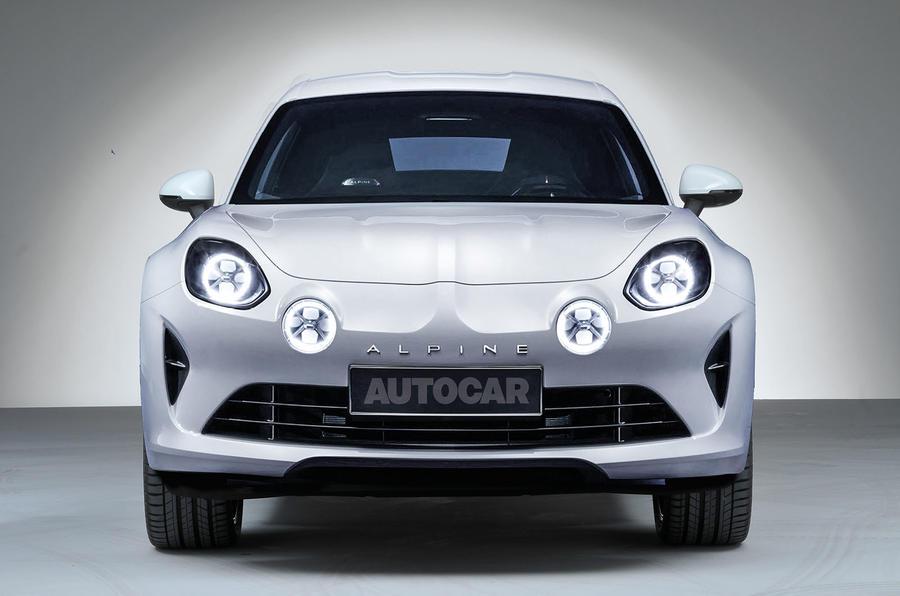 Alpine создаст конкурента Porsche Macan и Jaguar F-Pace