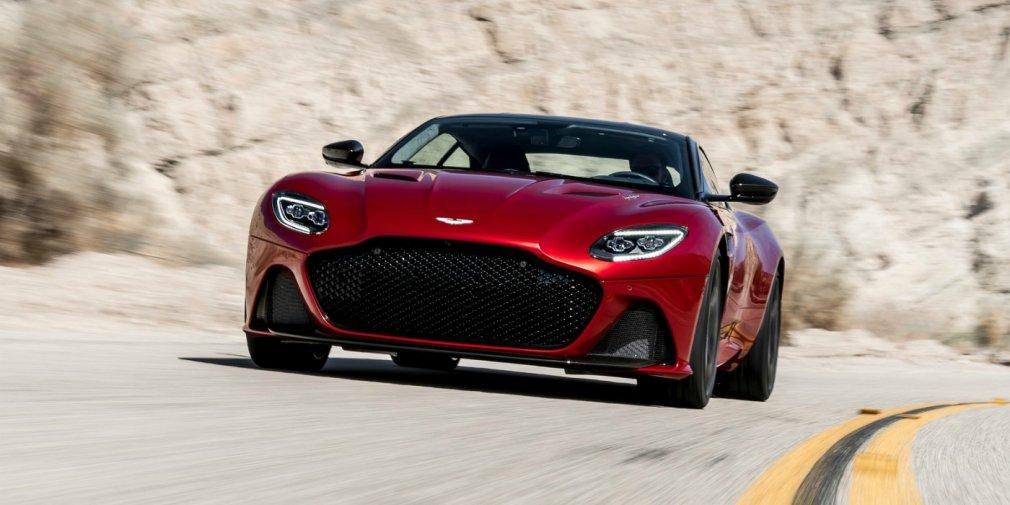 Aston Martin задумалась о запуске в серию модернизированной версии DBS Superleggera