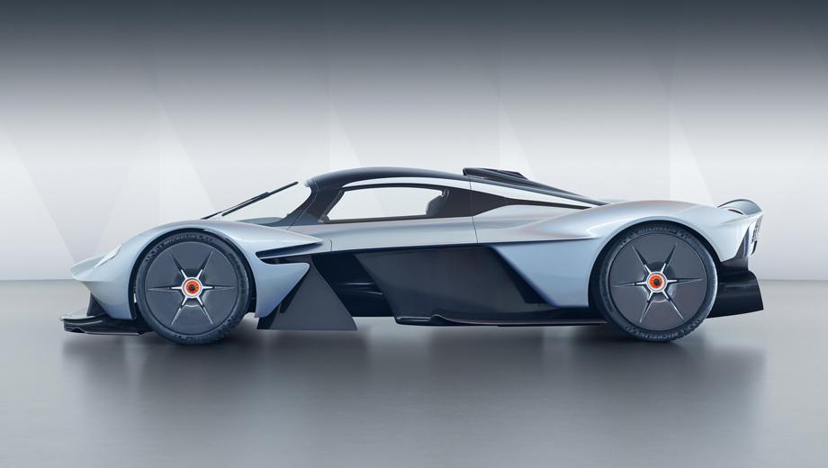Aston Martin выпустит младшего «брата Валькирии»
