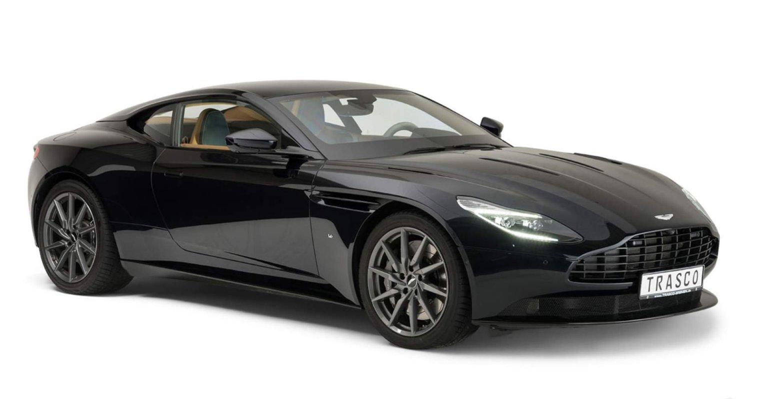 Немцы сделали купе Aston Martin DB11 пуленепробиваемым