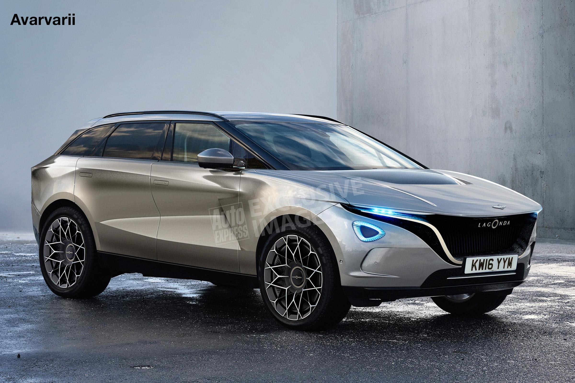 Lagonda сосредоточится на выпуске электрокаров