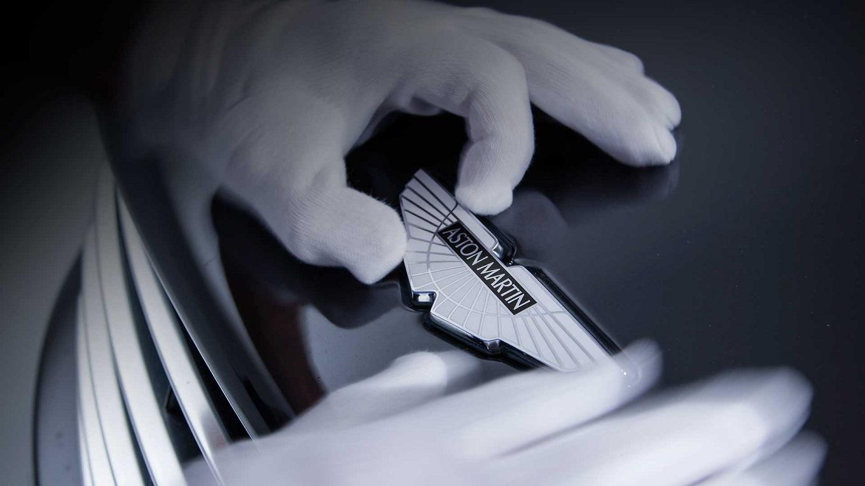 Aston Martin зарегистрировал новый логотип