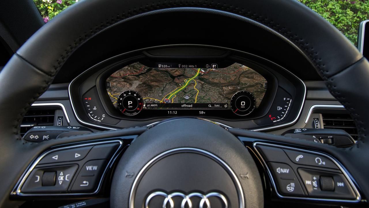 Автомобили Ауди смогут получать информацию осмене знаков светофора