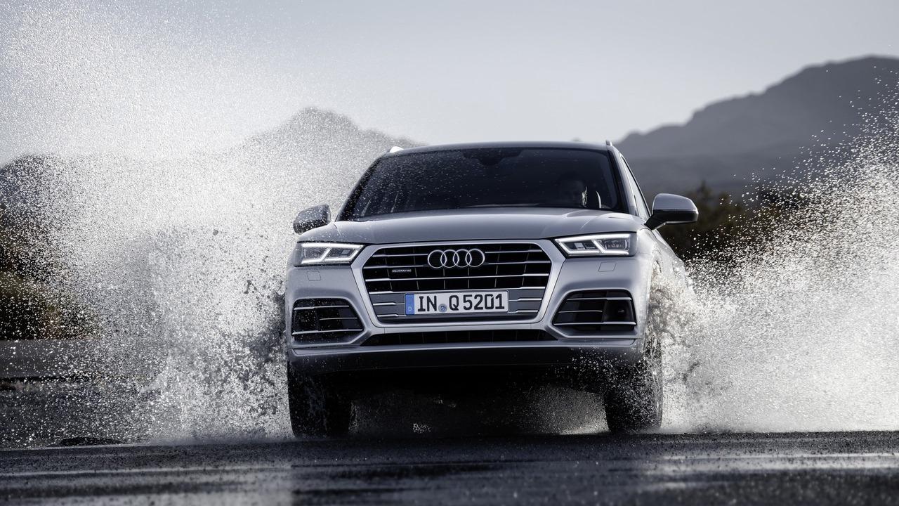 Самый мощный Audi Q5 научится дрифтить