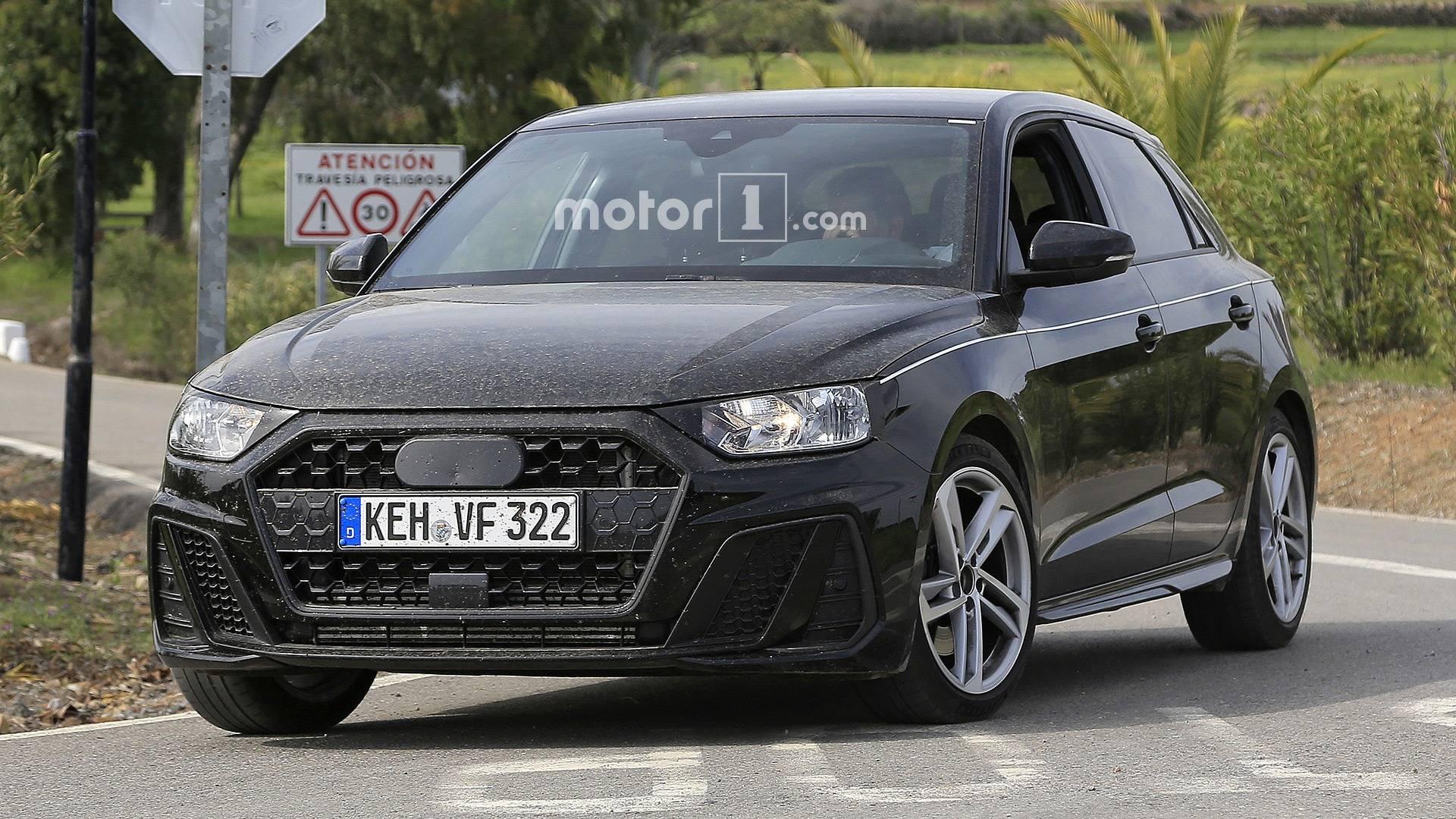 Новый Audi A1 представят в Барселоне