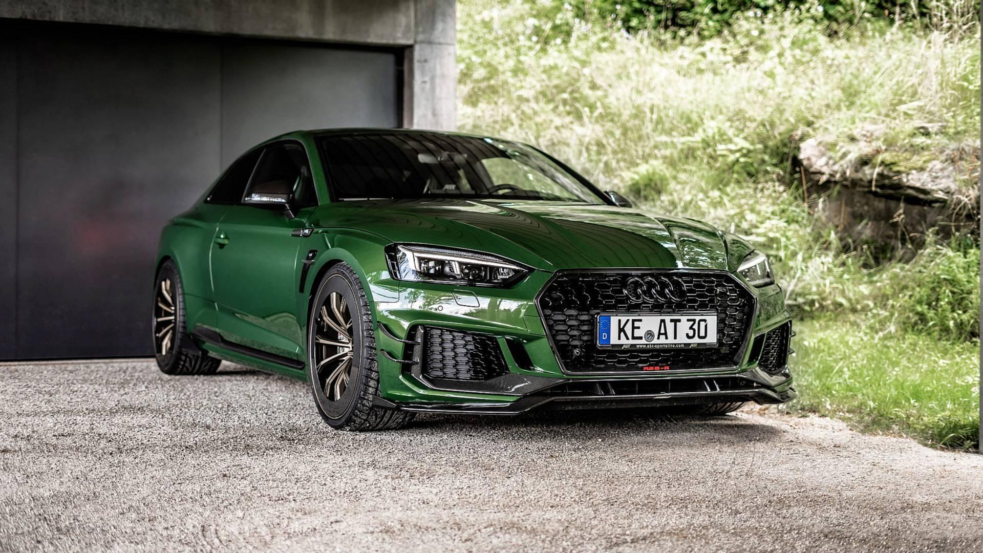 Для автомобилей Audi сделали колесные диски по 11 тысяч евро