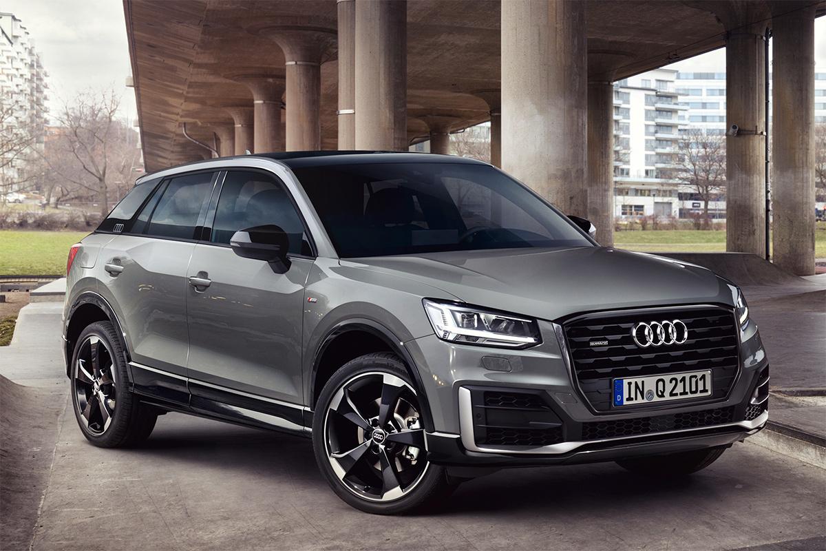 Audi Q2 обзавелся особой версией Edition #1