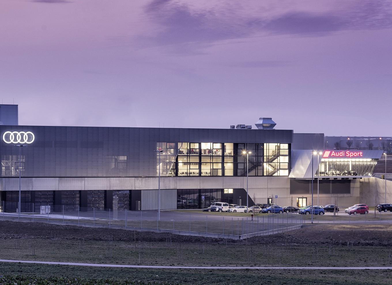 Подразделение quattro GmbH переименовано в Audi Sport GmbH