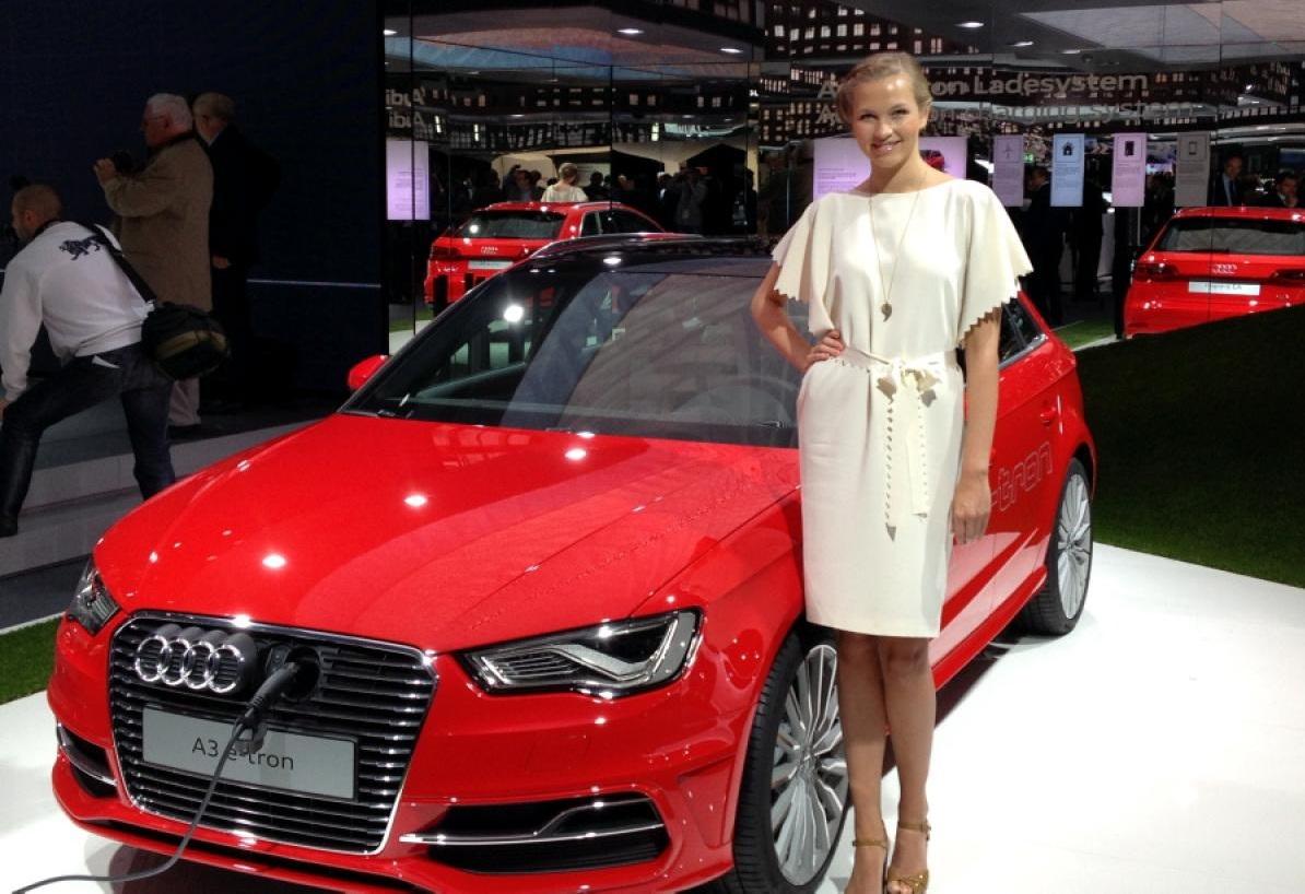 Audi направит треть исследовательского бюджета на электромобили