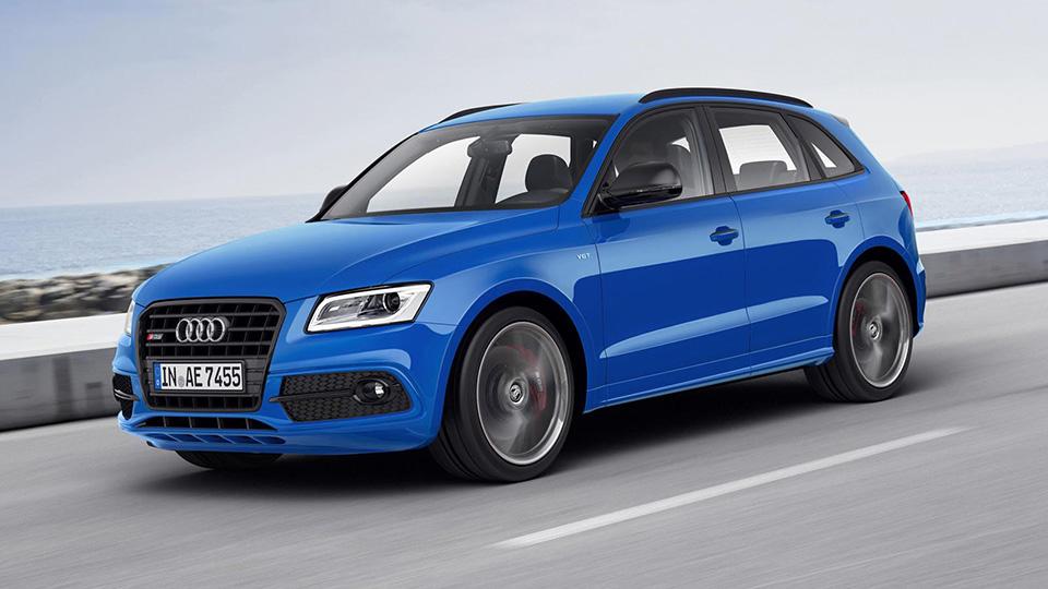 Дизельный Audi SQ5 прибавил мощности