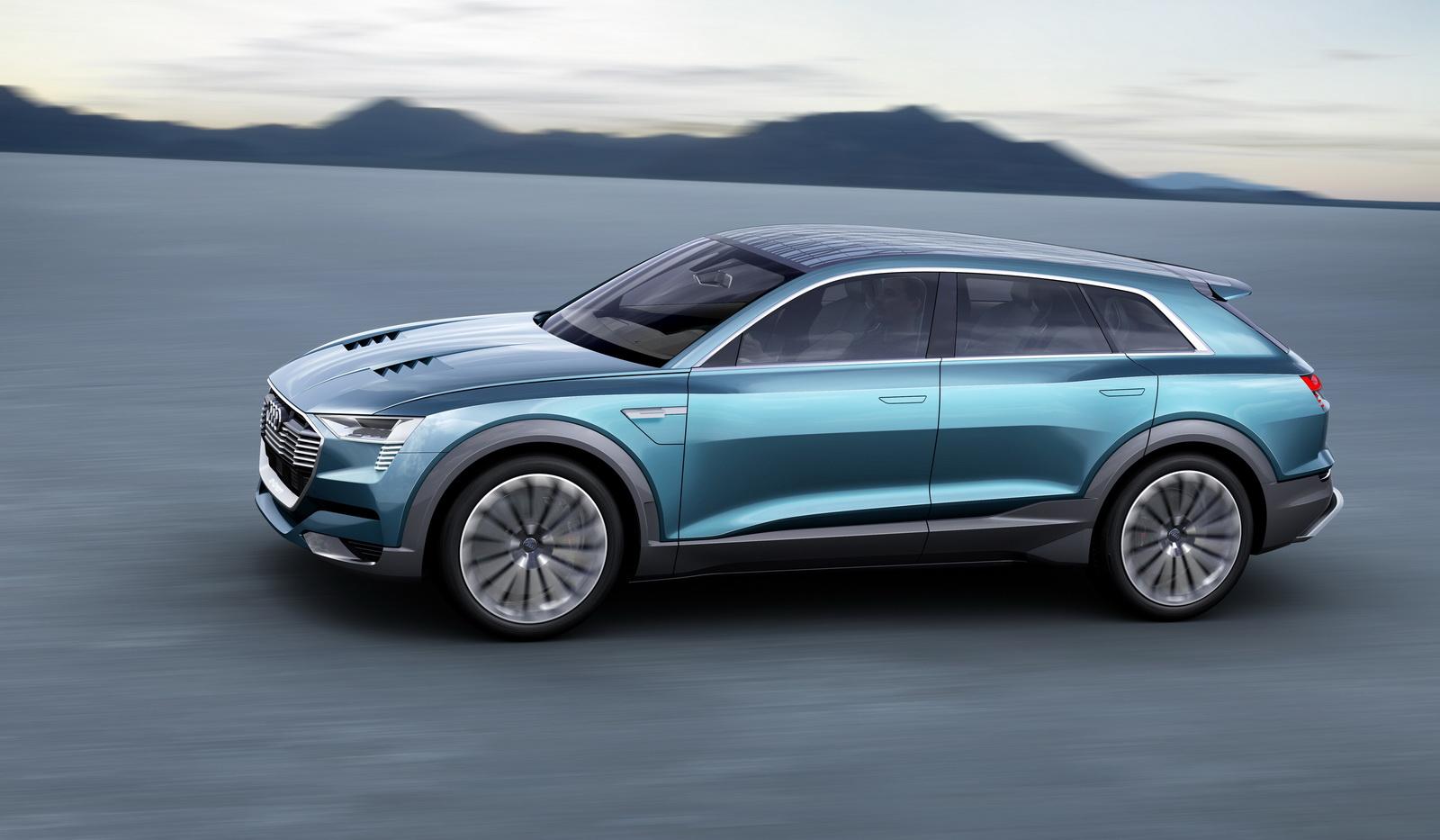 Ауди создаст конкурента бюджетному седану Tesla Model 3