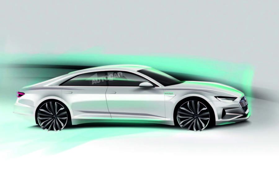 Седан Audi e-tron GT получит «ДНК» электрического Porsche