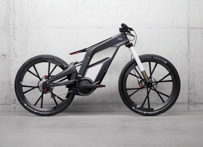 audi e-bike wörthersee купить