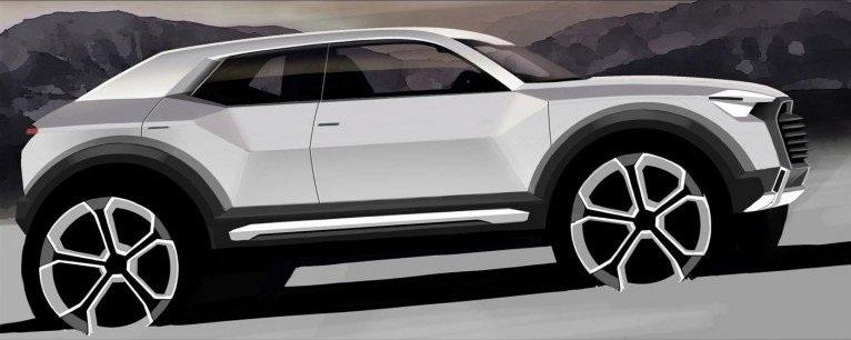 Audi рассказала о своих кроссоверных планах