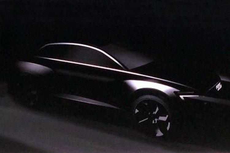������ ������������� Audi Q6 e-tron