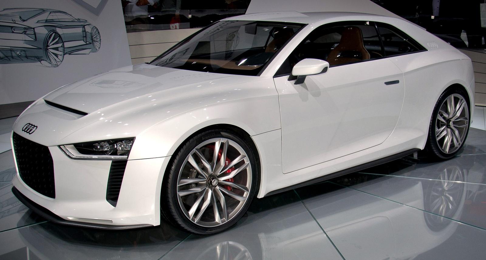 Audi построит среднемоторный спорткар на базе Porsche