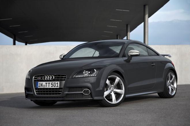 Audi выпустит 500 юбилейных автомобилей