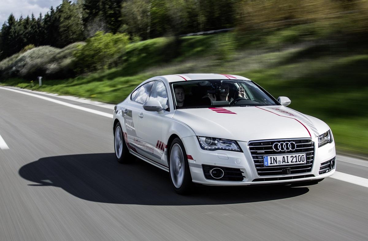 Автопилот Audi научился работать человечнее